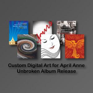 Album Release Art