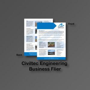 Civiltec Fliers