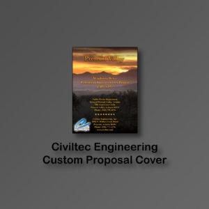 Civiltec Proposal Cover