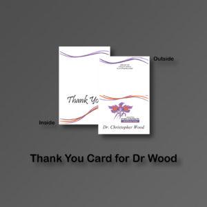DrWood Thank You