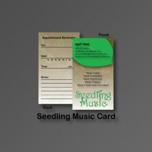 Seedling BC