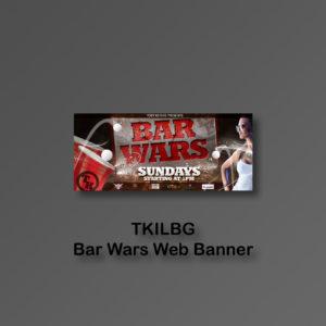 bar wars banner