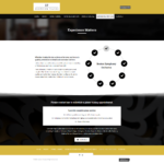 Experience page example