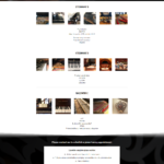 Piano For Sale page example
